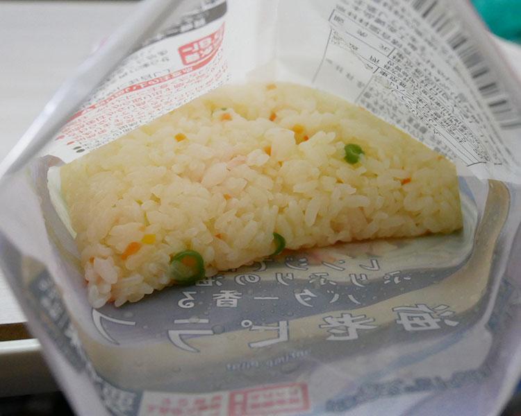 ローソン「冷凍食品 海老ピラフ(138円)」