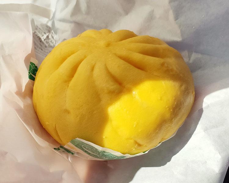 とろ~りチーズのもちっとピザまん(129円)