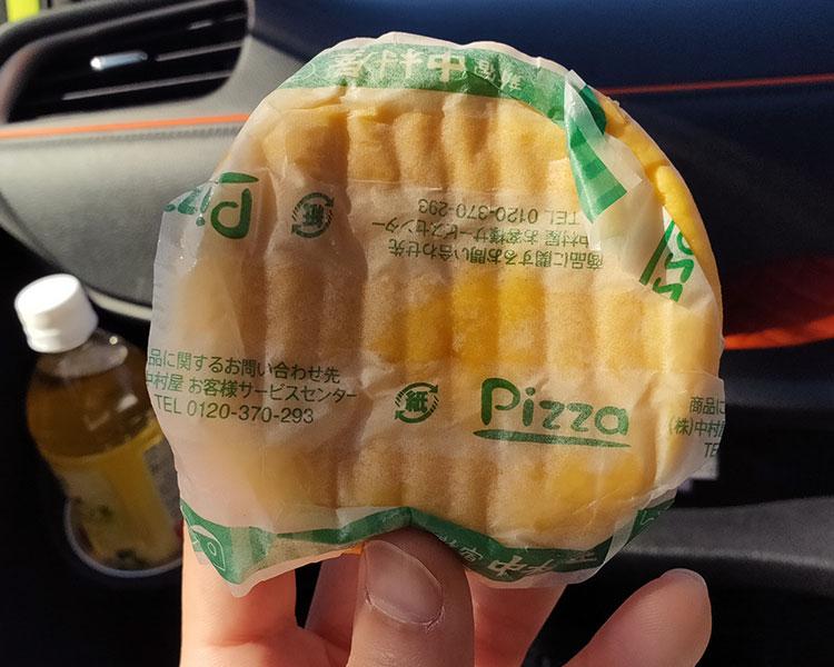 セブンイレブン「とろ~りチーズのもちっとピザまん(129円)」