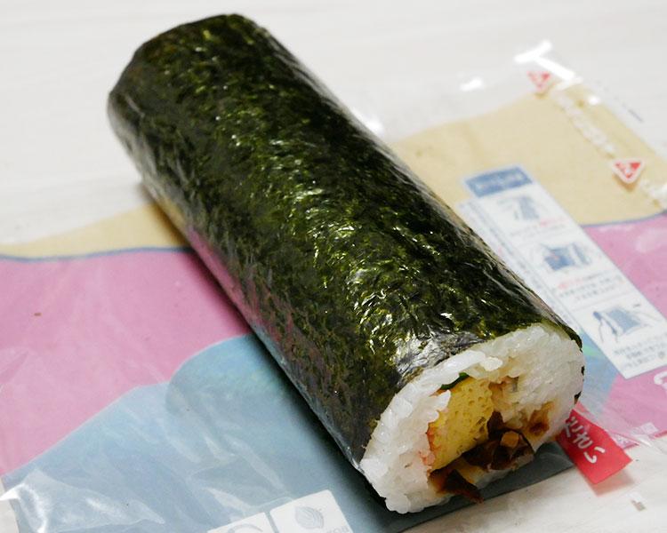 セブンイレブン「こだわり玉子の恵方巻(420円)」