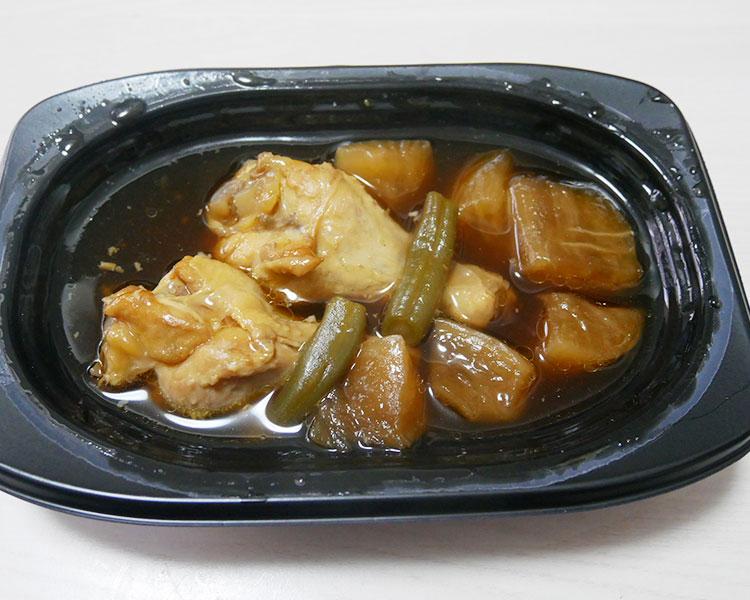 ローソン「鶏手羽元と大根の煮物(399円)」