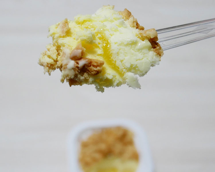 セブンイレブン「Wチーズケーキ(181円)」