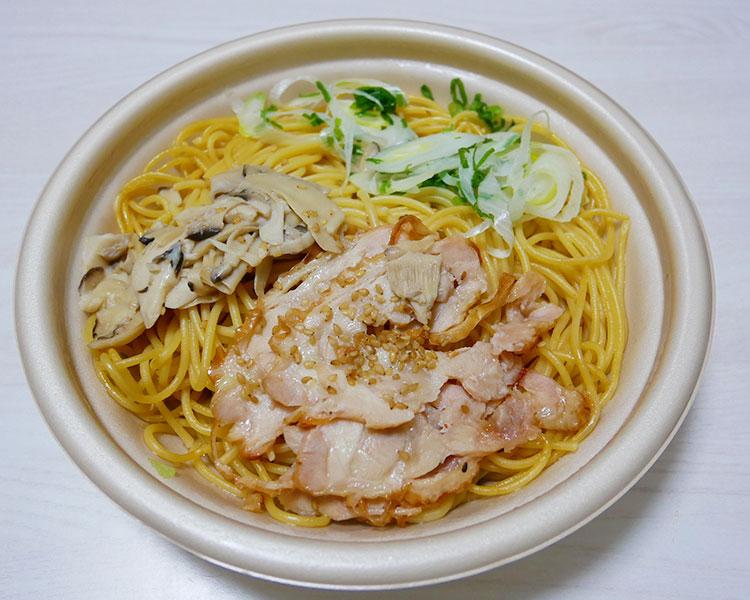 ローソン「鶏ときのこの和風パスタ(480円)」