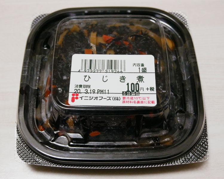 ひじき煮(108円)