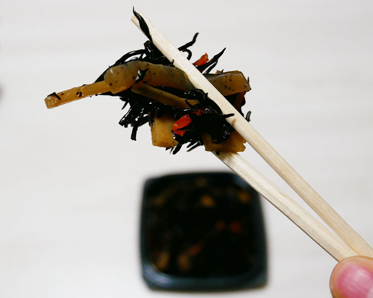 デイリーヤマザキ「ひじき煮(108円)」