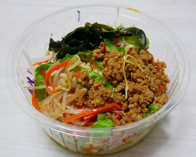 ミニストップ「肉味噌ラーメンサラダ(399円)」