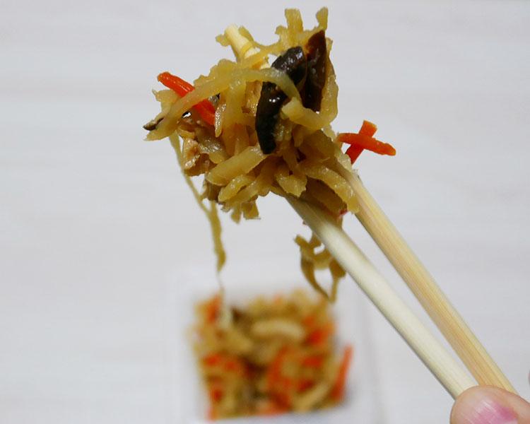 ファミリーマート「切干大根煮(158円)」