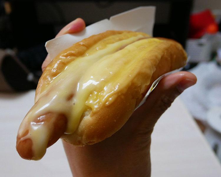 ローソン「グーードッグ とろけるコク旨チーズ(298円)」