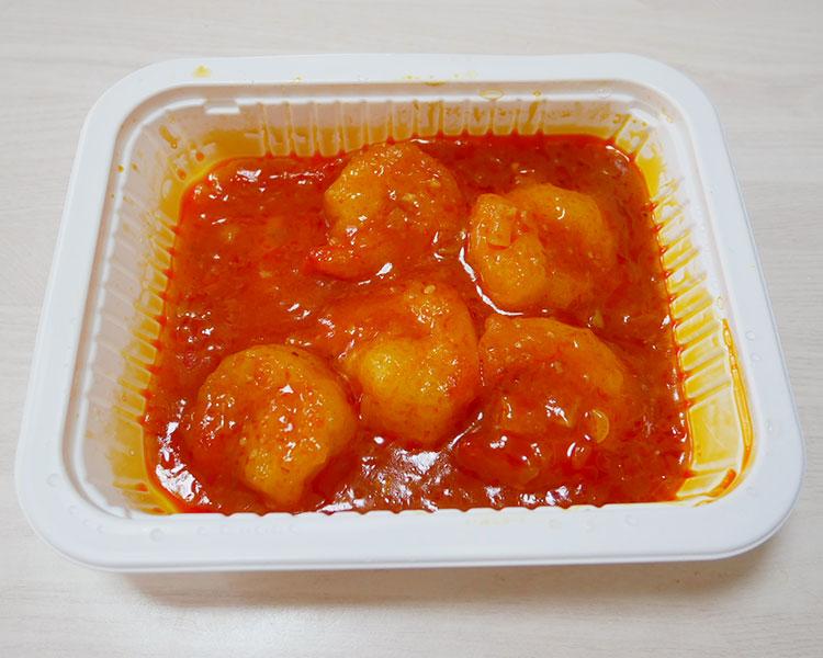 セブンイレブン「冷凍食品 海老チリソース(365円)」
