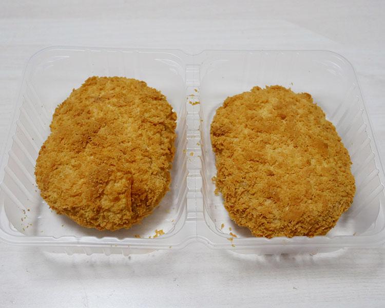 セブンイレブン「冷凍食品 レンジで牛肉コロッケ(192円)」