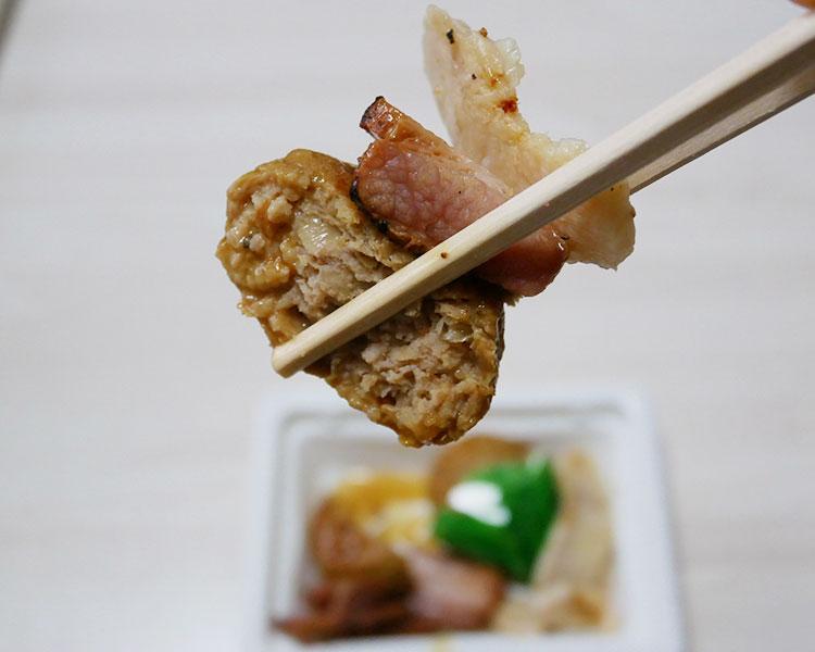 ファミリーマート「鶏つくねと2種のおつまみセット(398円)」