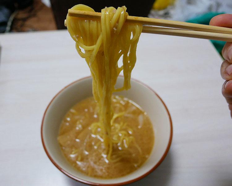 セブンイレブン「冷凍食品 具付き味噌ラーメン(213円)」