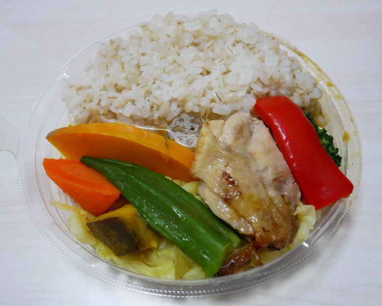 セブンイレブン「1/2日分の野菜!スパイス香るスープカレー(537円)」