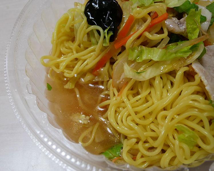 デイリーヤマザキ「冷し野菜タンメン(464円)」