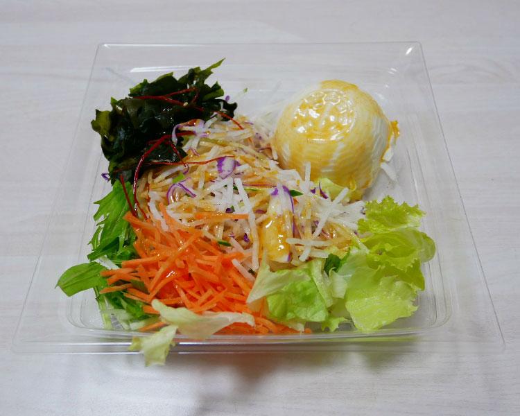 まいばすけっと「旨辛!おつまみ豆腐サラダ(300円)」