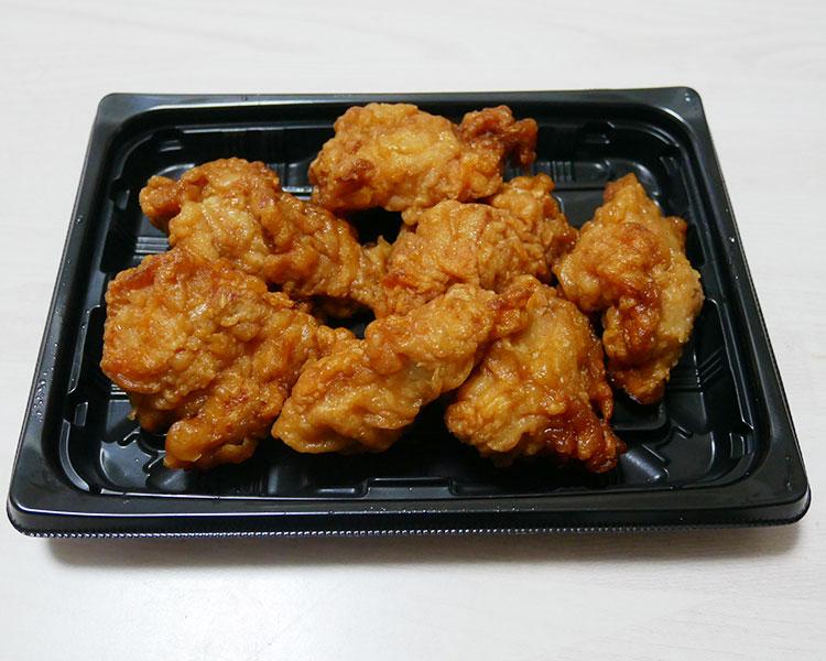まいばすけっと「2段仕込みの鶏もも唐揚げ[ダシ醤油仕立て](300円)」