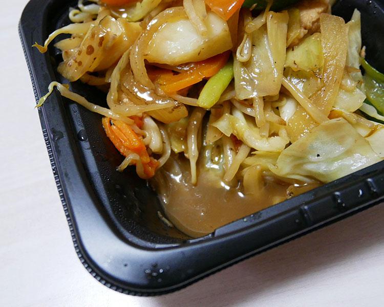 セブンイレブン「1/2日分の野菜!肉野菜炒め(321円)」