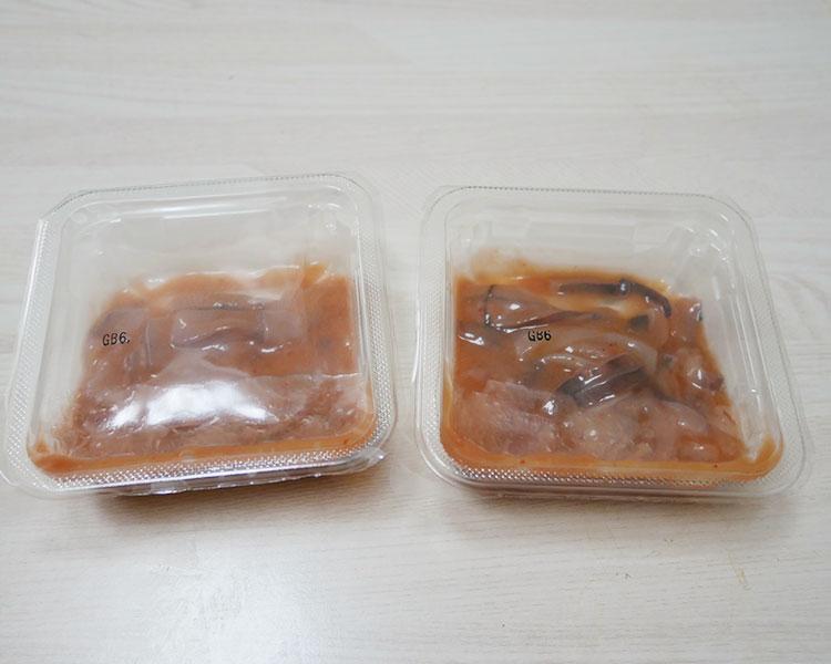 ローソン「いか塩辛(198円)」
