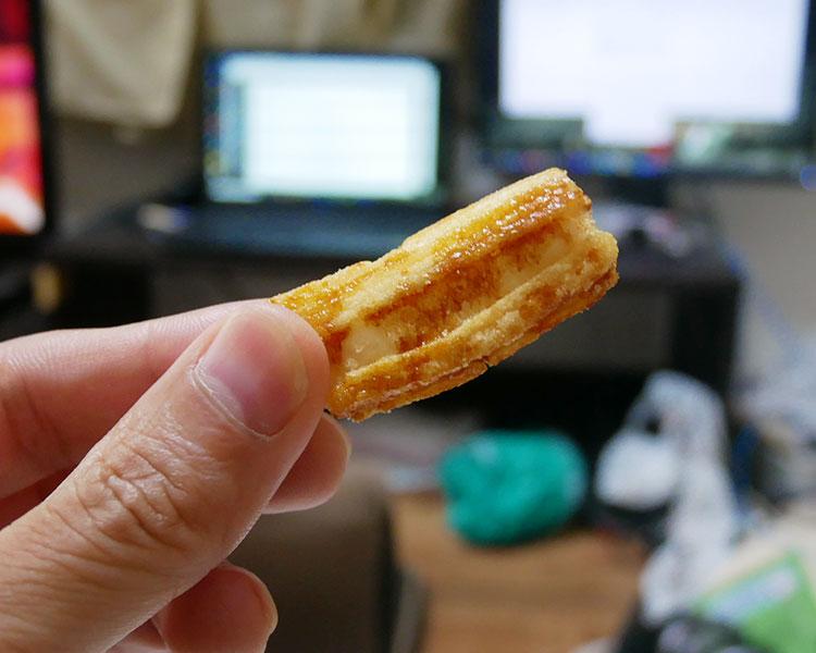 セブンイレブン「醤油揚げ餅(138円)」