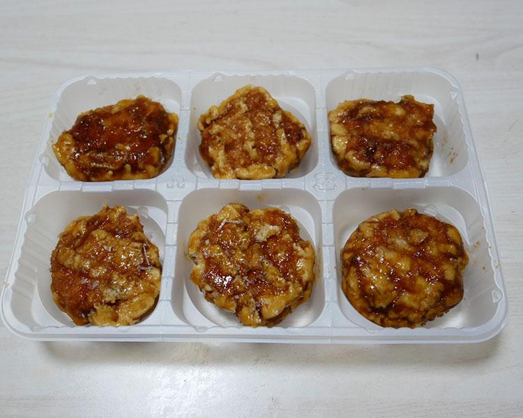 セブンイレブン「冷凍食品 れんこん鶏つくね(170円)」