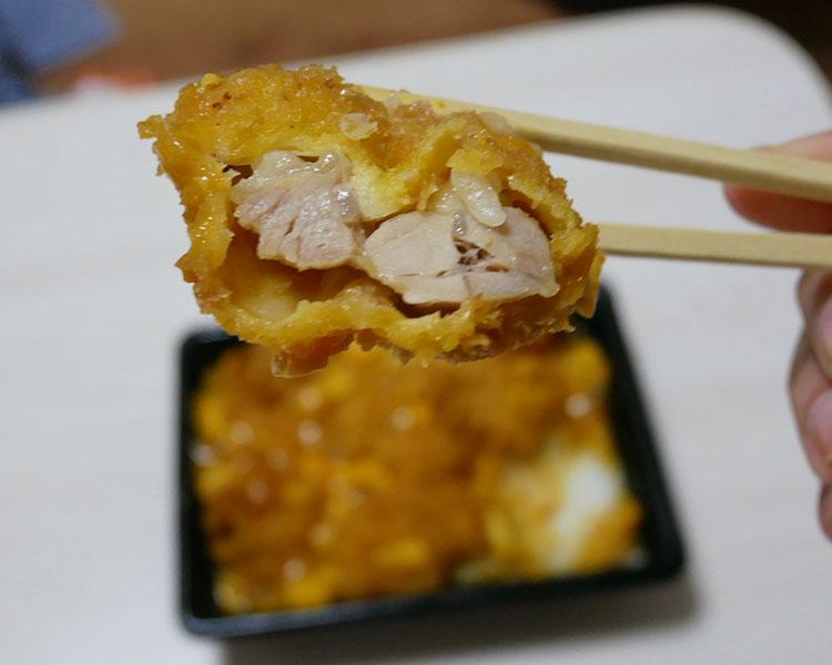 デイリーヤマザキ「チキンカツ丼(399円)」