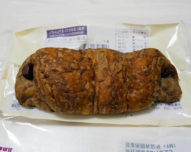 ローソン「NL 大麦のチョコクロワッサン(145円)」