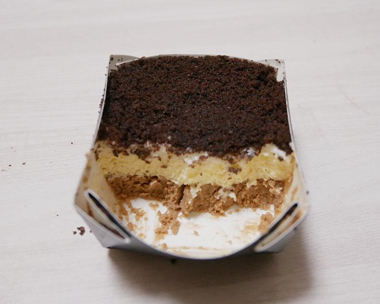 ファミリーマート「ショコラチーズケーキ(238円)」