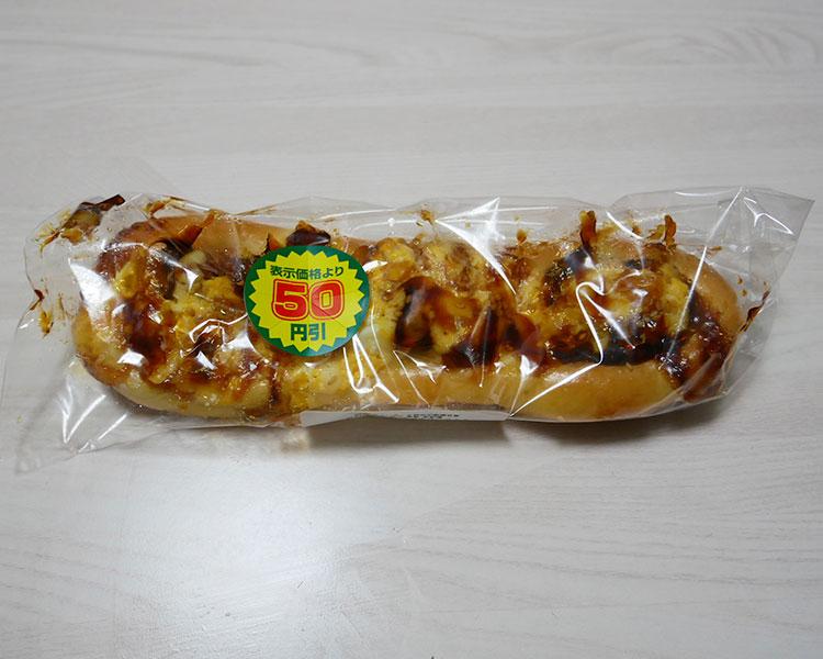 から揚げエッグロール(160円)