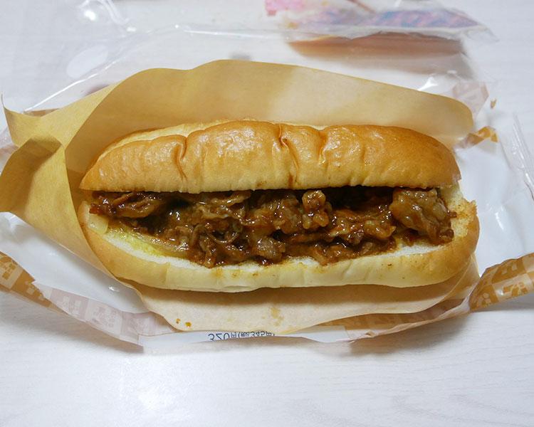 セブンイレブン「たっぷり焼肉ロール 牛カルビ(345円)」