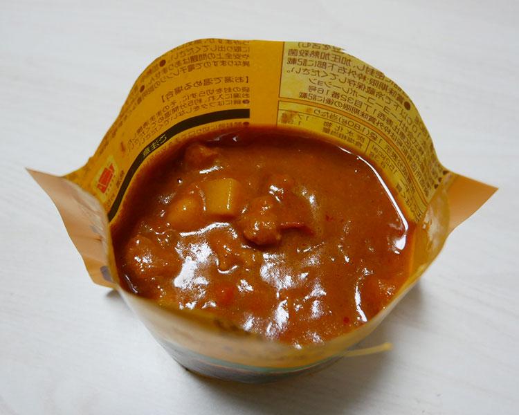 ローソン「大豆ミートと野菜でつくったキーマカレー(300円)」