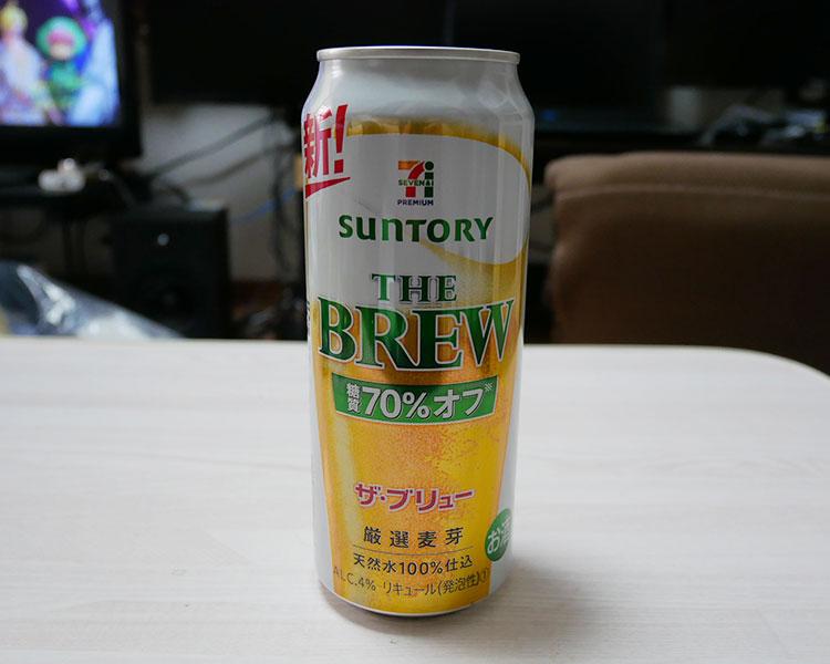ザ・ブリュー 糖質70%オフ 500ml(194円)