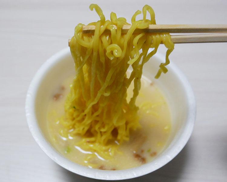 ファミリーマート「鶏白湯ラーメン(178円)」