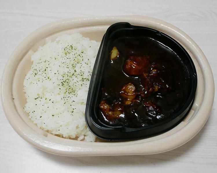 ローソン「洋食屋ヨシカミ監修 ビーフシチューのお弁当(800円)」