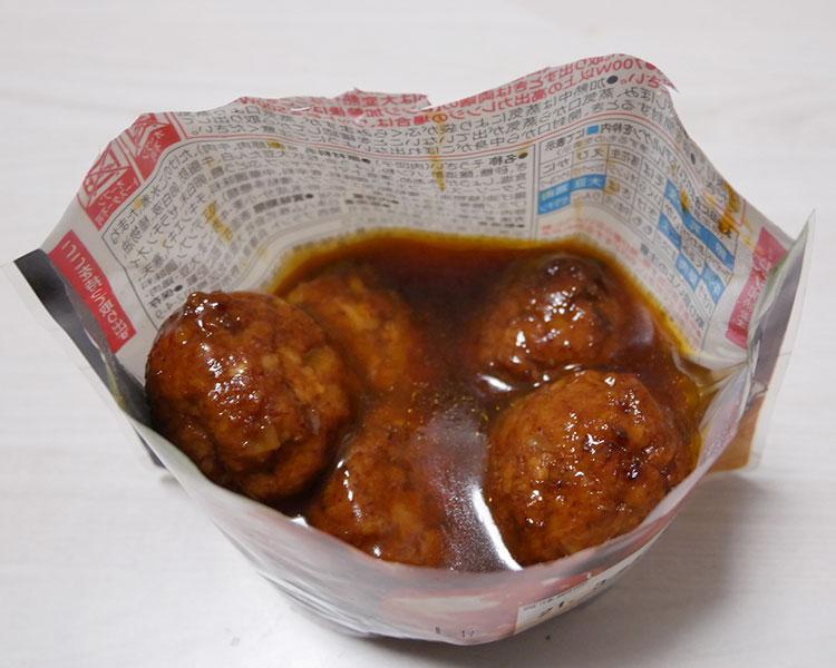 セブンイレブン「甘酢肉だんご(213円)」