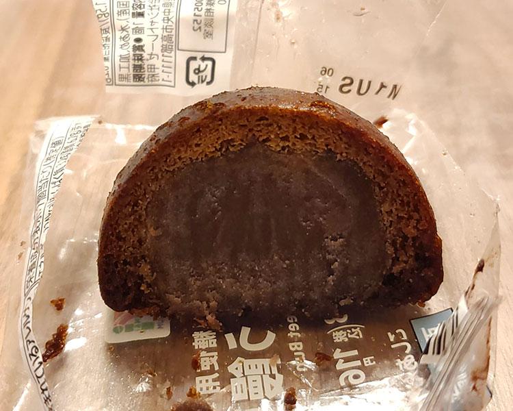 セブンイレブン「沖縄県産黒糖使用 かりんとう饅頭(116円)」
