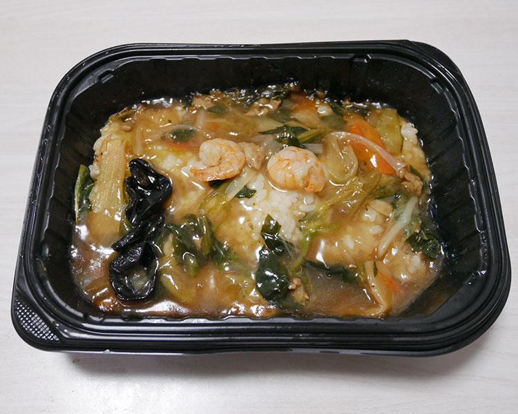 ファミリーマート「冷凍食品 8品目具材の中華丼(430円)」