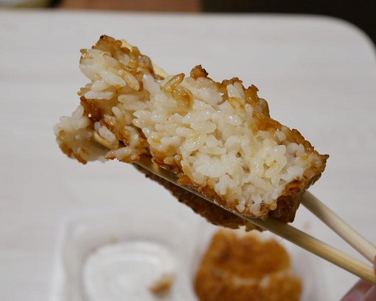 セブンイレブン「冷凍食品 香ばしい焼おにぎり(170円)」