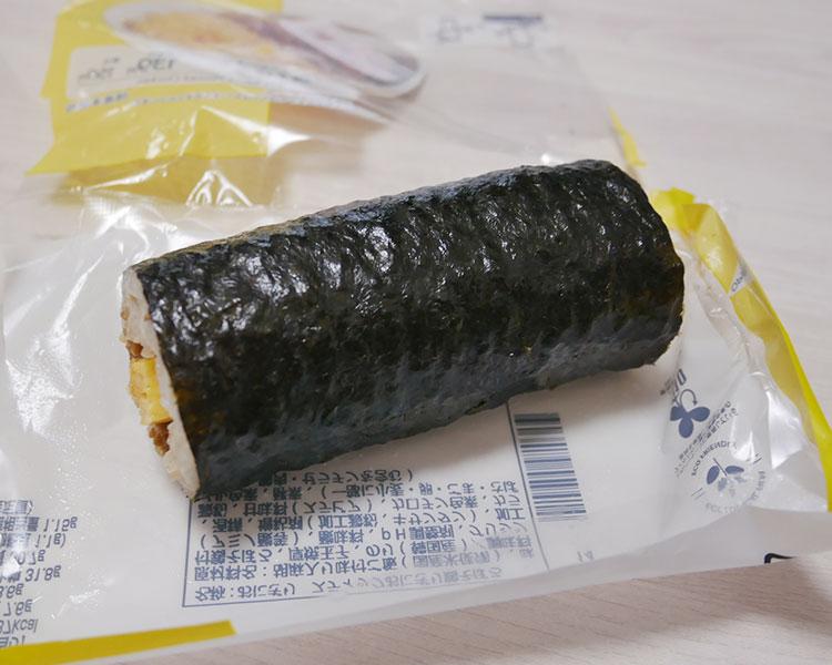 ローソン「スティックおにぎり 鶏そぼろ(150円)」