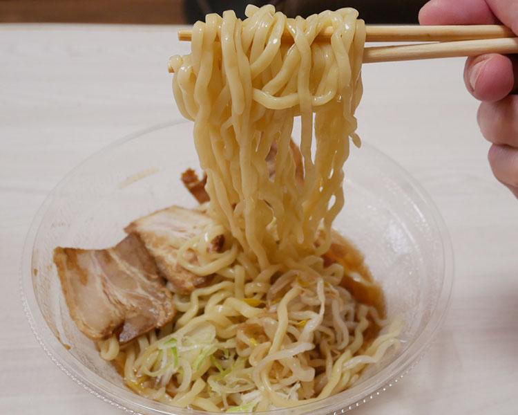 ローソン「坂内食堂監修 冷し喜多方ラーメン(550円)」