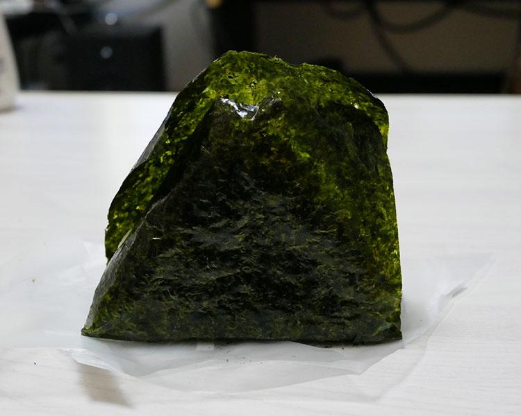 ファミリーマート「青磯海苔 漬けサーモン(150円)」