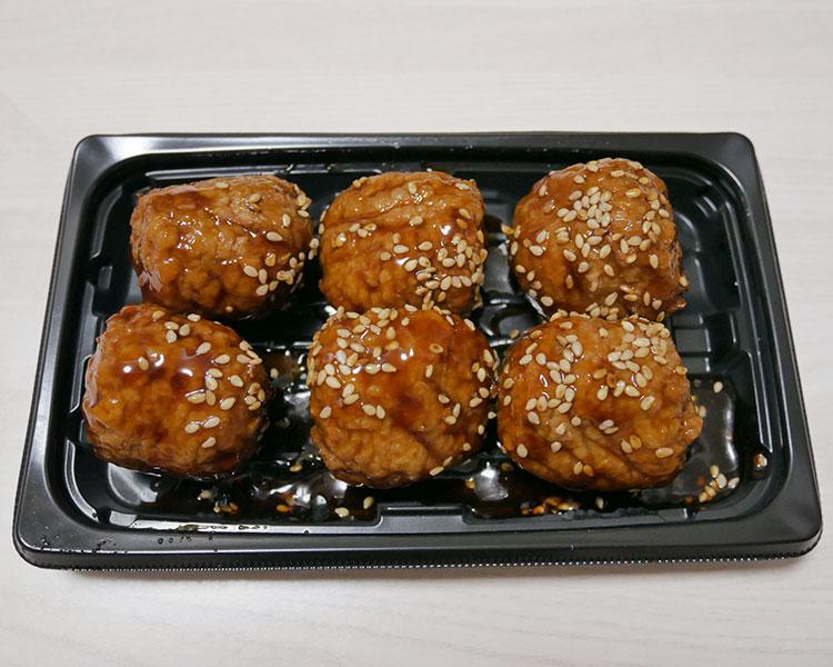 まいばすけっと「大きな肉団子[6個入り](321円)」